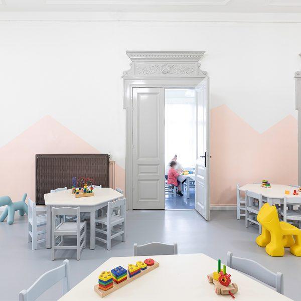 Koperti Kindergarten, 2019