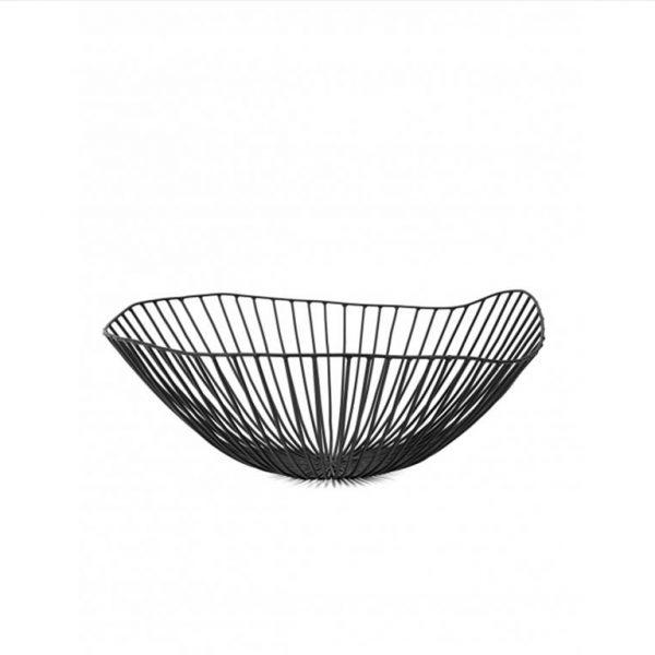 Basket-Black-Cesira