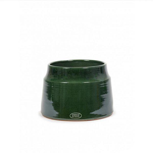 Flower-Pot-S-Dark-Green