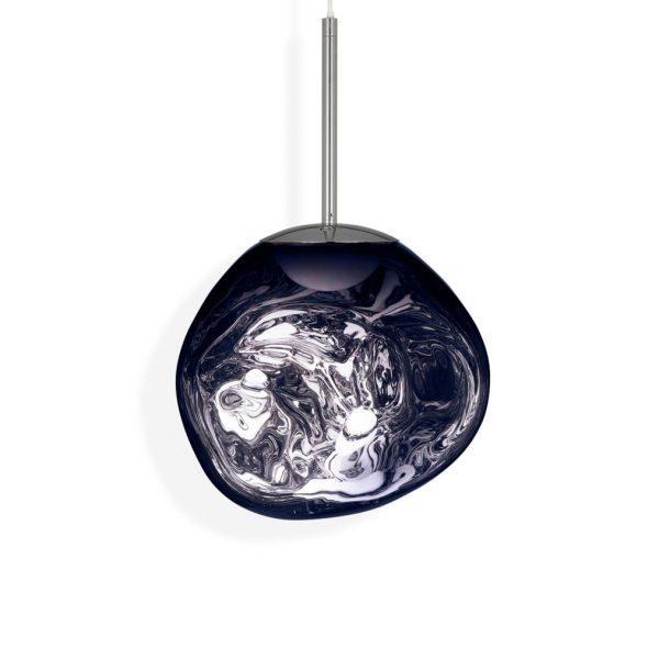 Melt-Mini-LED-Pendant-Smoke