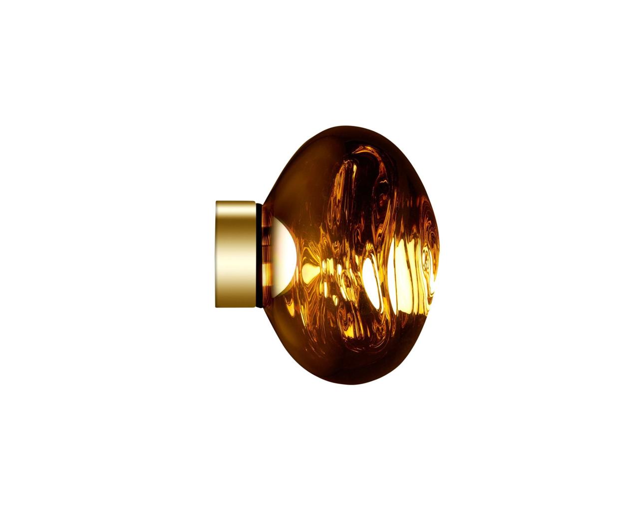 Melt-Mini-Led-Surface-Light-Gold