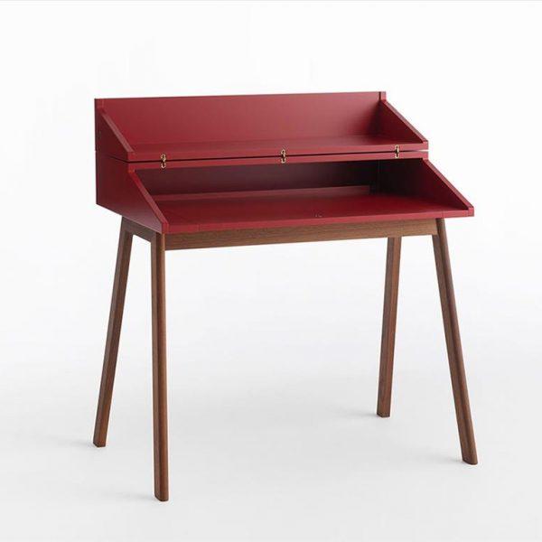 Bureau-Wine-Red