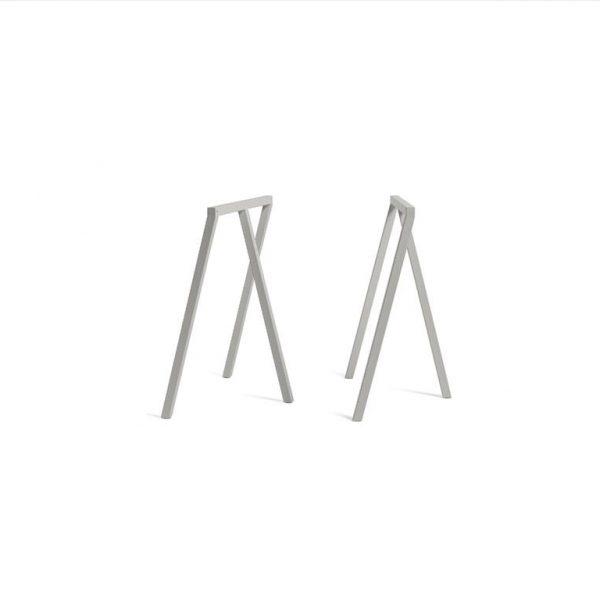 Loop-Stand-Frame-Set-Of-2-Grey