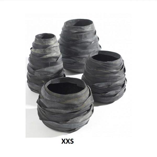 Recycle-Band-Moniek-Rubber-Vase-XXS