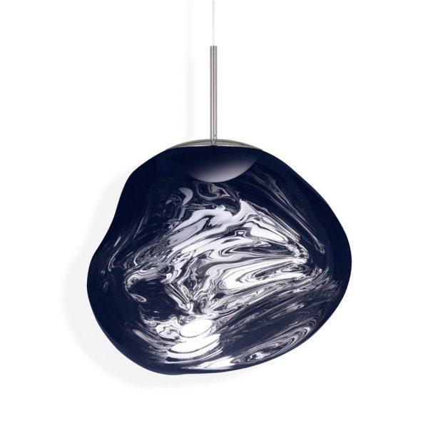 Melt-LED-Pendant-Smoke