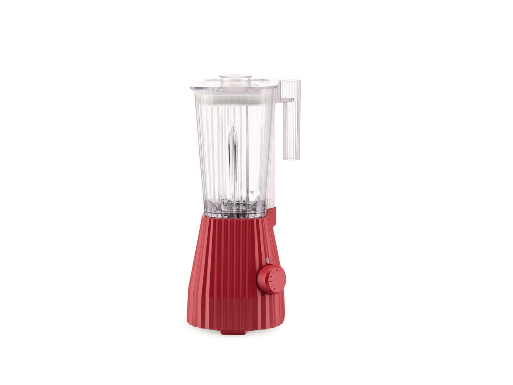 Plisse-Electric-Blender-Red