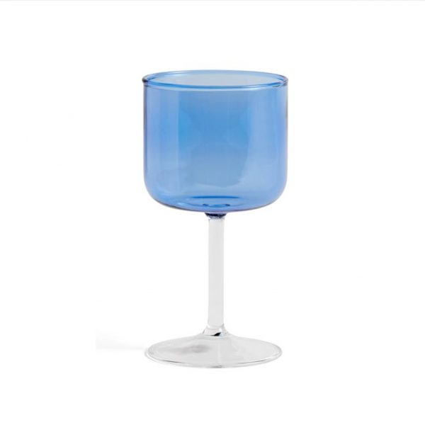 Tint-Wine-Glass-Blue-And-Clear-Set-Of-2