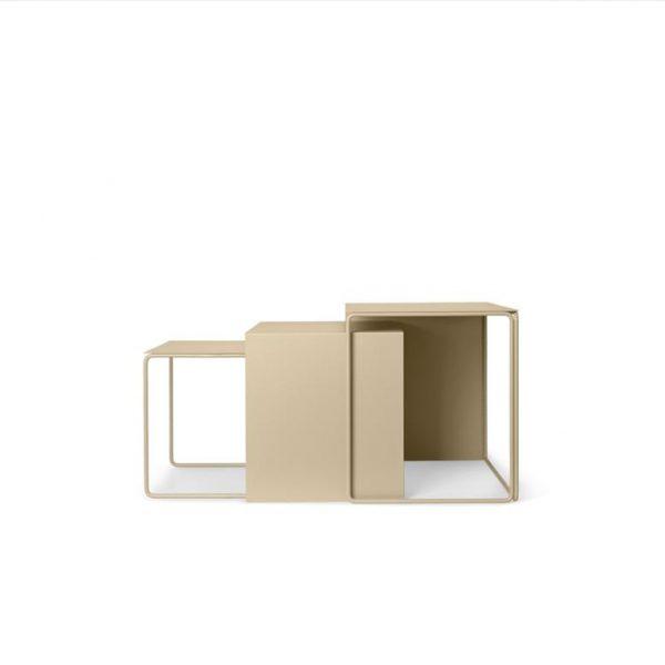 Cluster-Tables-Cashmere-Set-of-3