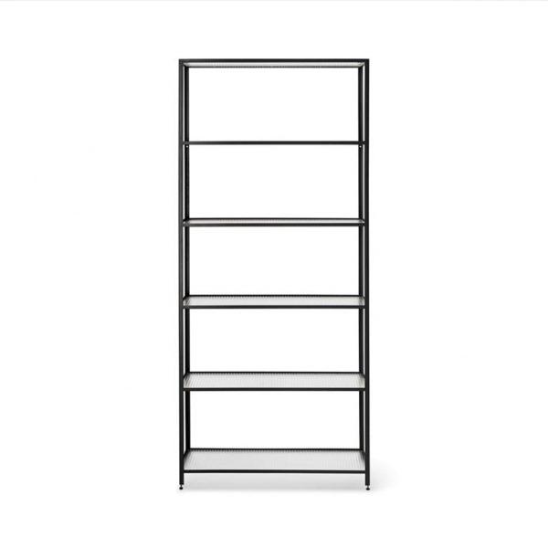 Haze-Bookcase-Black