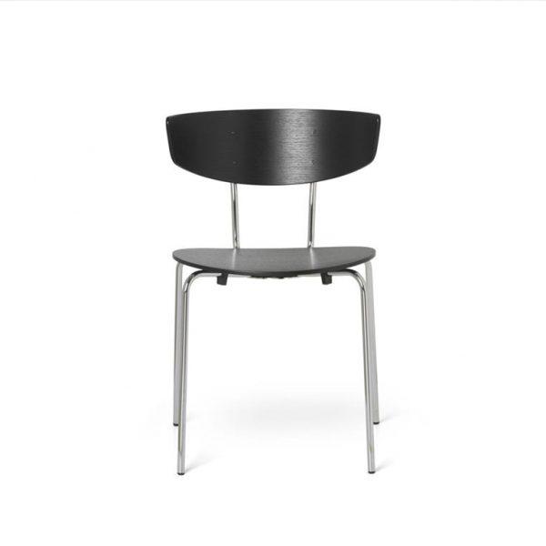 Herman-Dining-Chair-BlackChrome-Base
