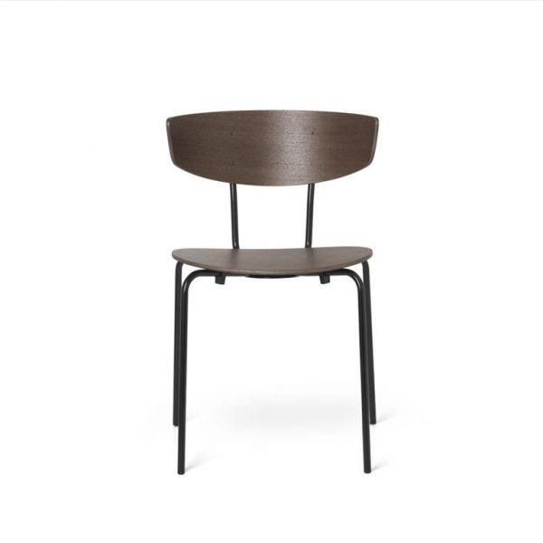 Herman-Dining-Chair-Dark-Stained-OakBlack-Base