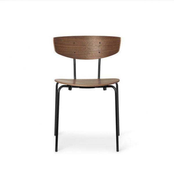 Herman-Dining-Chair-WalnutBlack-Base