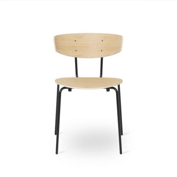 Herman-Dining-Chair-White-Oiled-OakBlack-Base